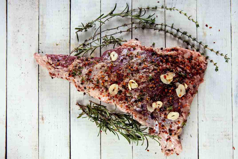 בשר של מסעדת מושבוצ (צילום: אסף רונן)