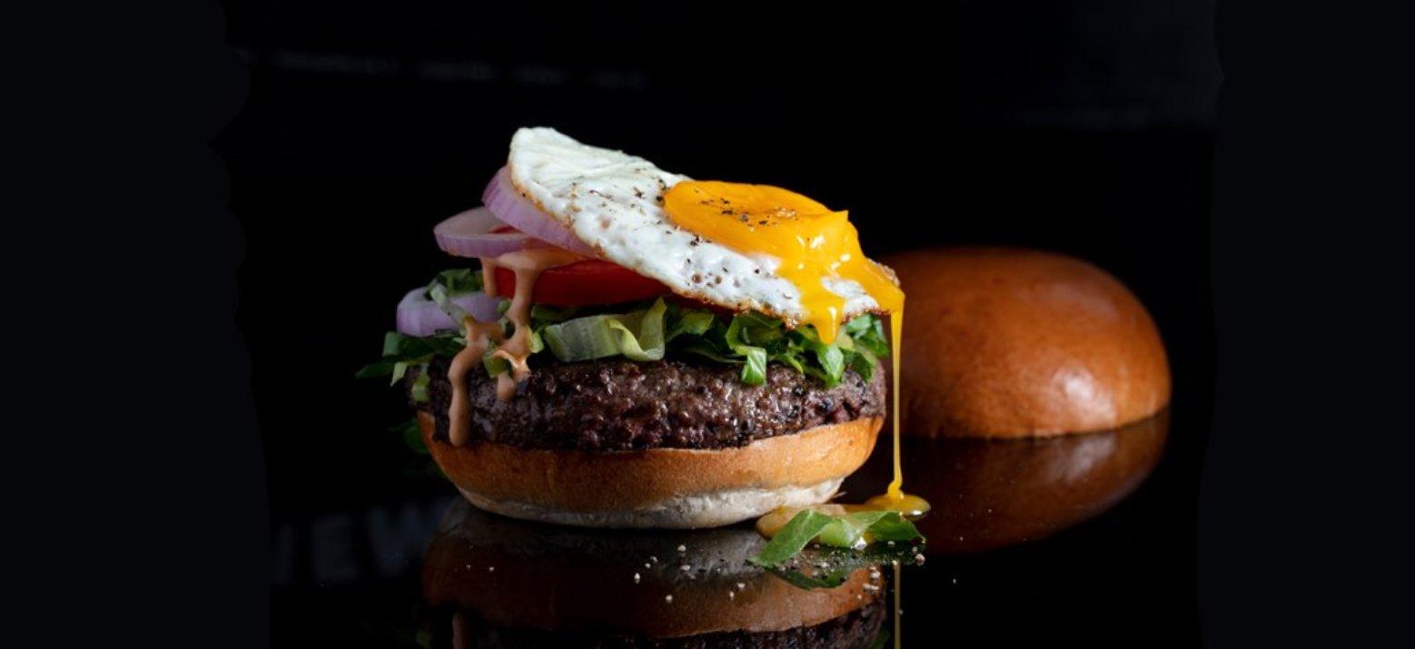 המבורגר של ממפיס (צילום: באדיבות המקום)