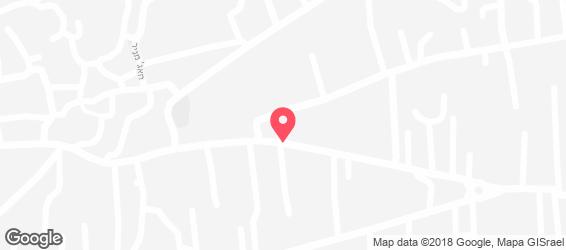 גני בית הכרם - מפה