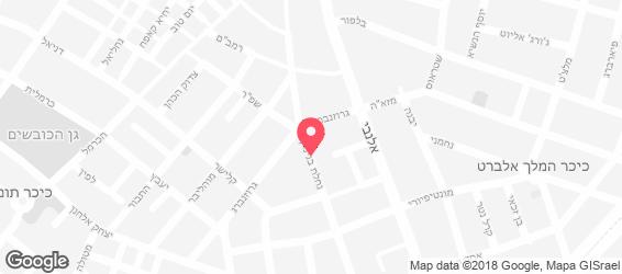 קפה בירנבאום - מפה