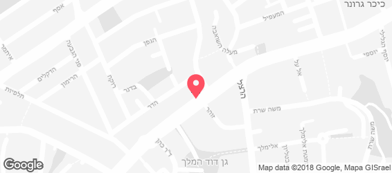 שווארמה שמש - מפה