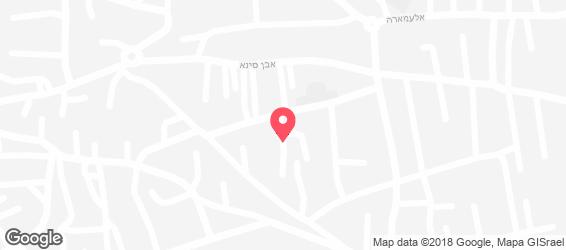 ג'בן סלאח אסעד - מפה
