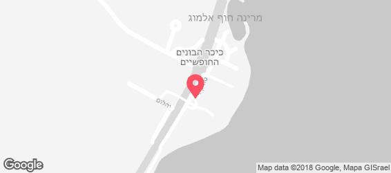 הוויליג' - מפה