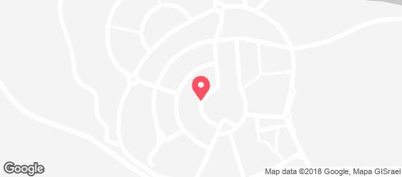 הבוקרים - מפה