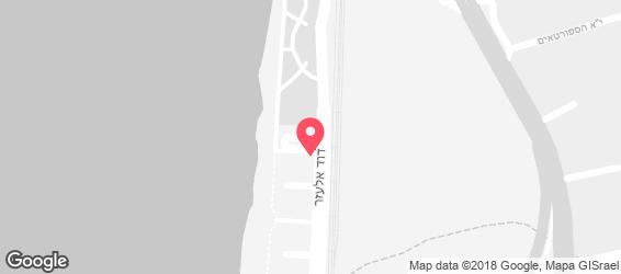 המקום של אליהו - מפה