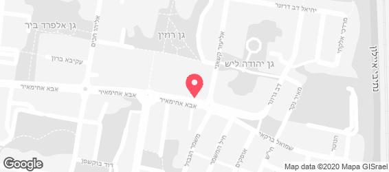 מפגש גימל - מפה