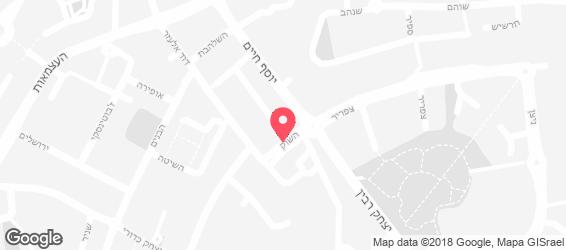 מפגש אנטבה - מפה
