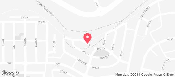 סטקיית עמרם - מפה