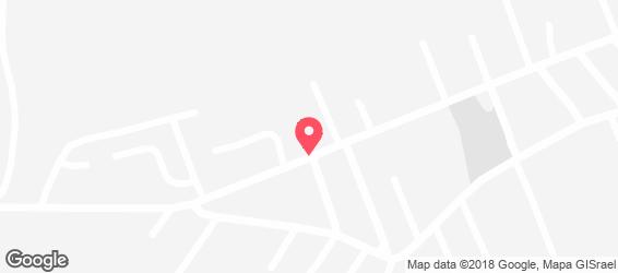 פונדק הג'חנון - מפה