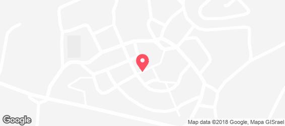 קייטרינג אסאדו ברזילאי - קומידה - מפה