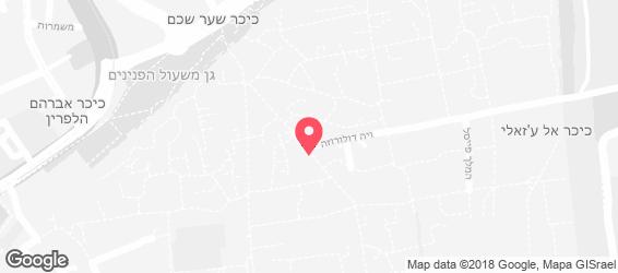 סולימאן באסטי - מפה