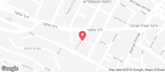 אלדיאר - מפה