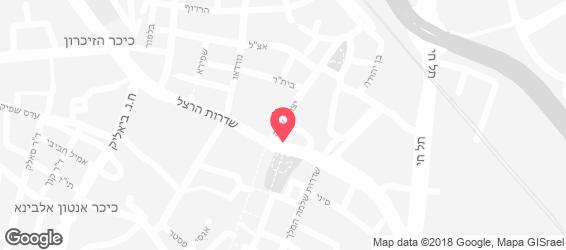 מהרג'ה - מפה
