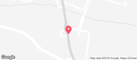 תנורין - מפה