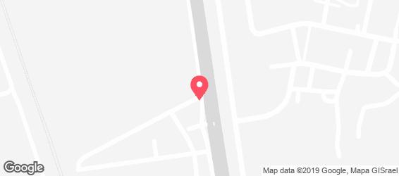 מסעדת אבו סעיד - מפה