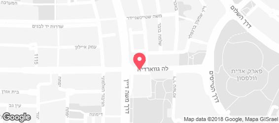 מתוחכם לה גרדיה גריל בר, תל אביב, לה גווארדיה 76, מסעדת בשרים - Rest LD-32