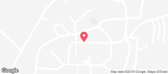 יקינטון - מפה