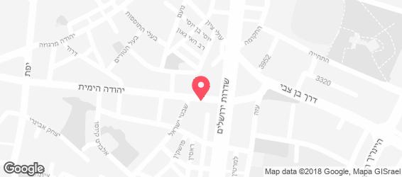 מונקה - מפה