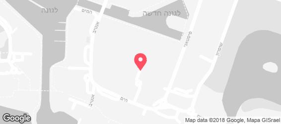 ישראלית - מפה