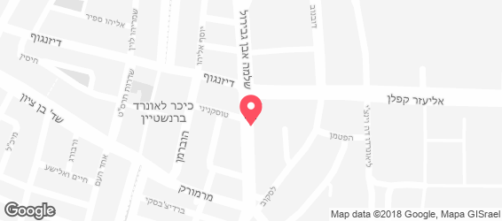 דיינר של גוצ'ה - מפה