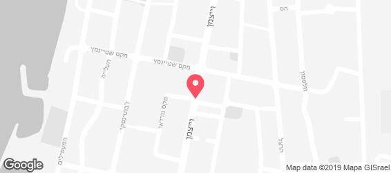 פאפאיה ביץ' - מפה