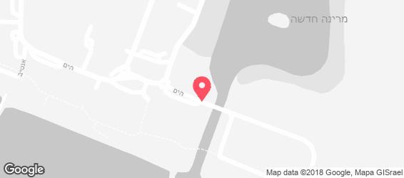 לורנס - מפה
