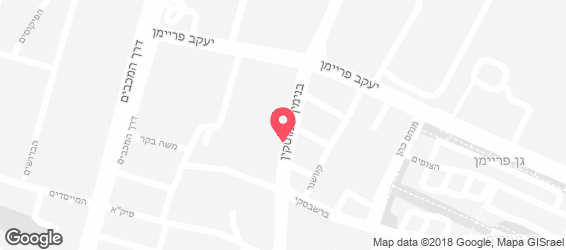 טרבין - מפה