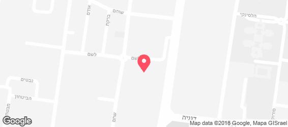 אויאמה - מפה