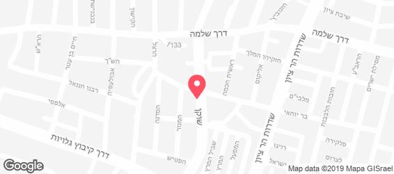 24 רופי - מפה