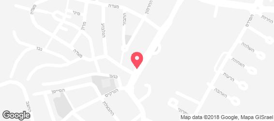 ביסקוטי  - מפה