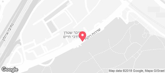 פיאף - מפה