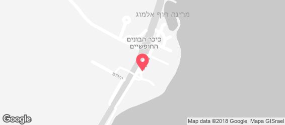 ברביץ' - מפה