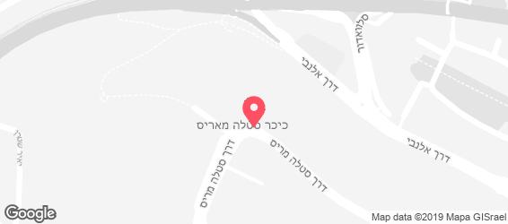 קלמאריס - מפה