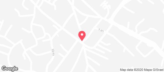 אנדרין - מפה