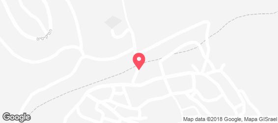 """קייטרינג דליקטיב בע""""מ - מפה"""