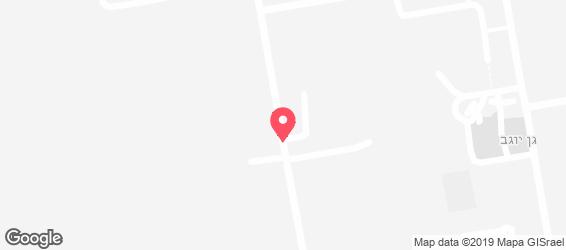 רטטוי - מפה