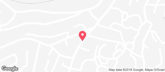 פרש קיטשן - מפה