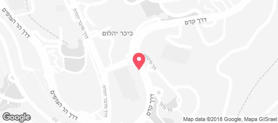 דודהל'ה  - מפה