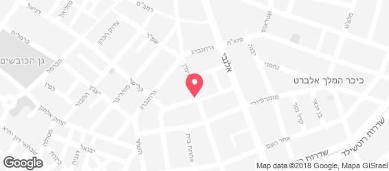 גשן - מפה