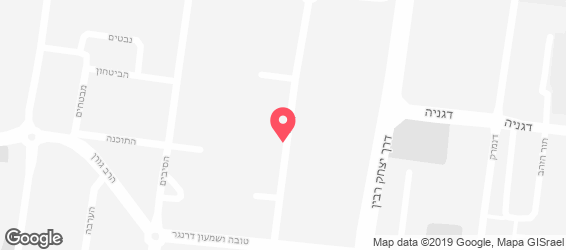 ריבר נודלס בר - מפה