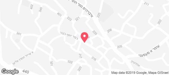 אלמיאס - מפה