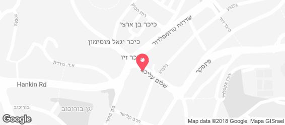 נולה סוקס Nola Socks חיפה - מפה