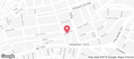 דים סאם סטיישן - מפה