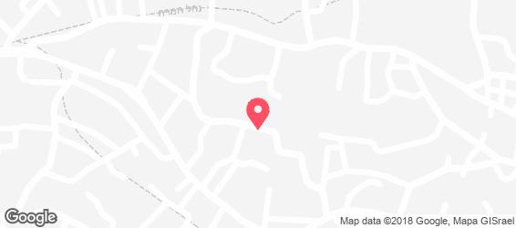 מסעדת אלטאזג' - מפה