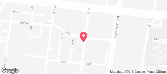 טריולה  - מפה