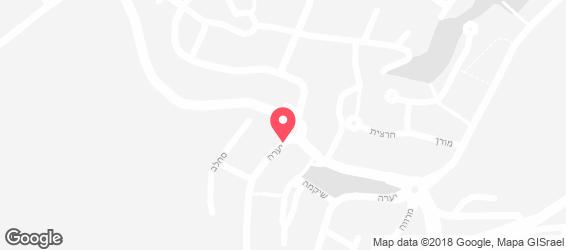 קייטרינג עופי - מפה