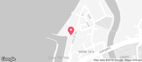 קיטשן מרקט - מפה