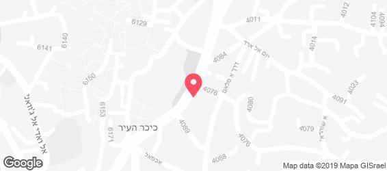 אבו גאנם - מפה