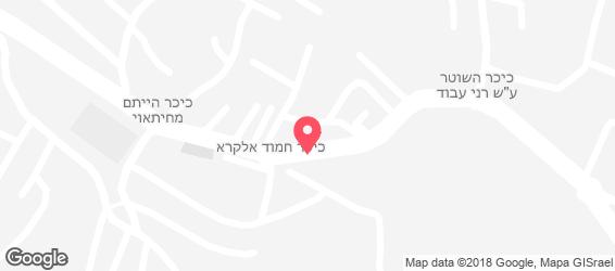 סמיר - מפה