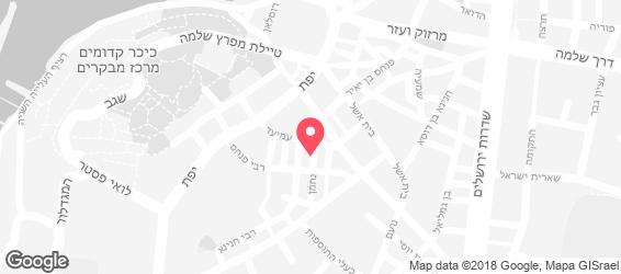 אקבר - מפה